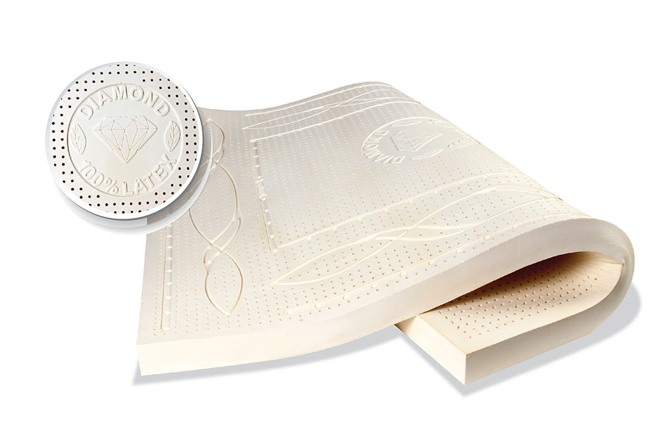 Đệm cao su Kim cương Diamond Luxury 180*200*5cm