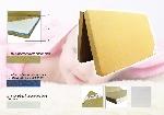 Đệm bông gấm chống khuẩn Hanvico 150 x 190 x 14 cm